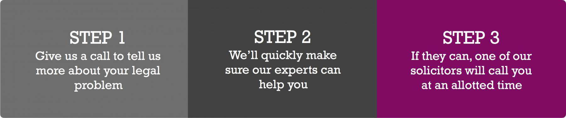 Simple legal advice